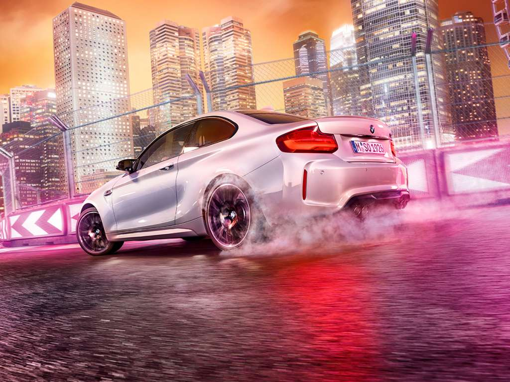 BMW Novo M2 Competition
