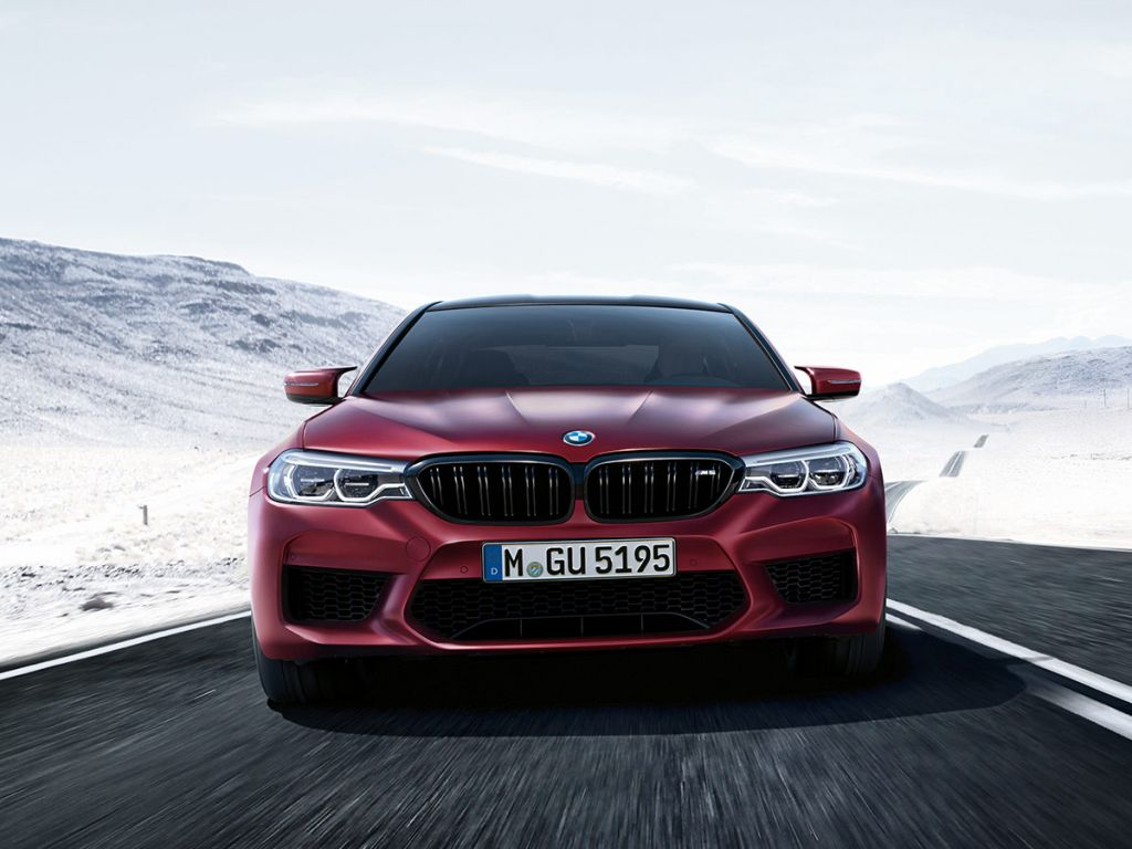 BMW M5 com M xDrive