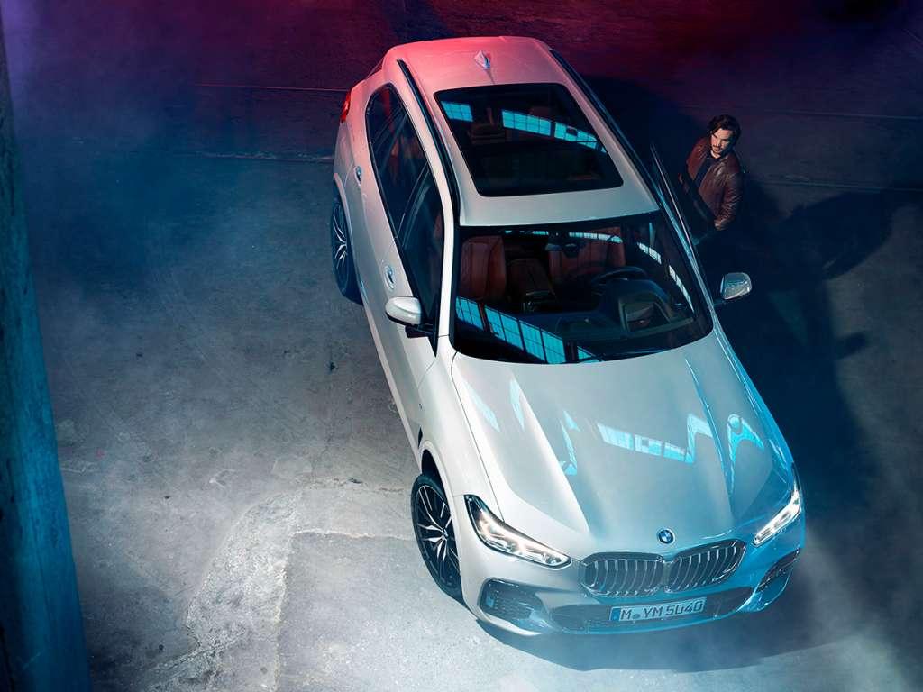 BMW Novo X5