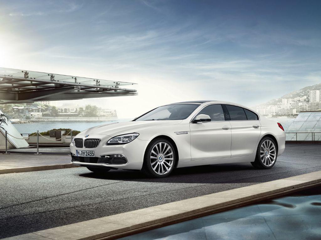 BMW Série 6 Gran Coupe