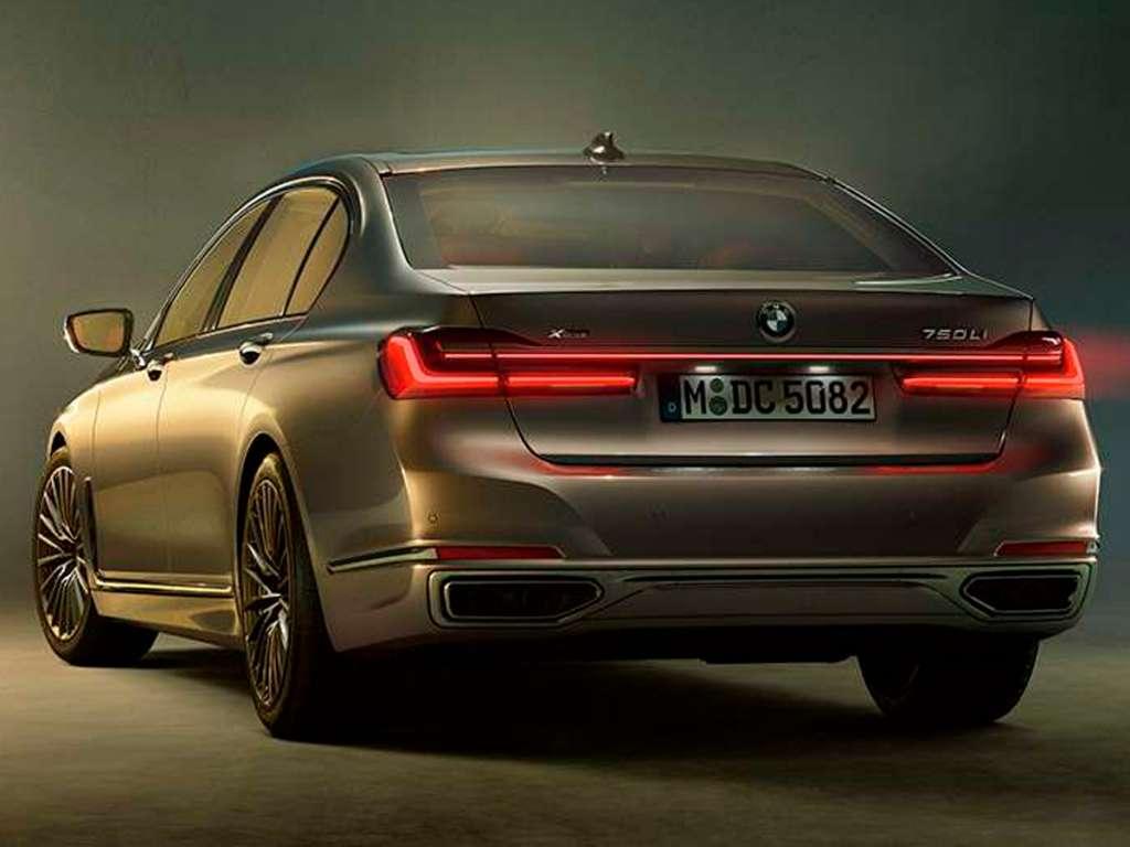 BMW Novo Série 7 Berlina
