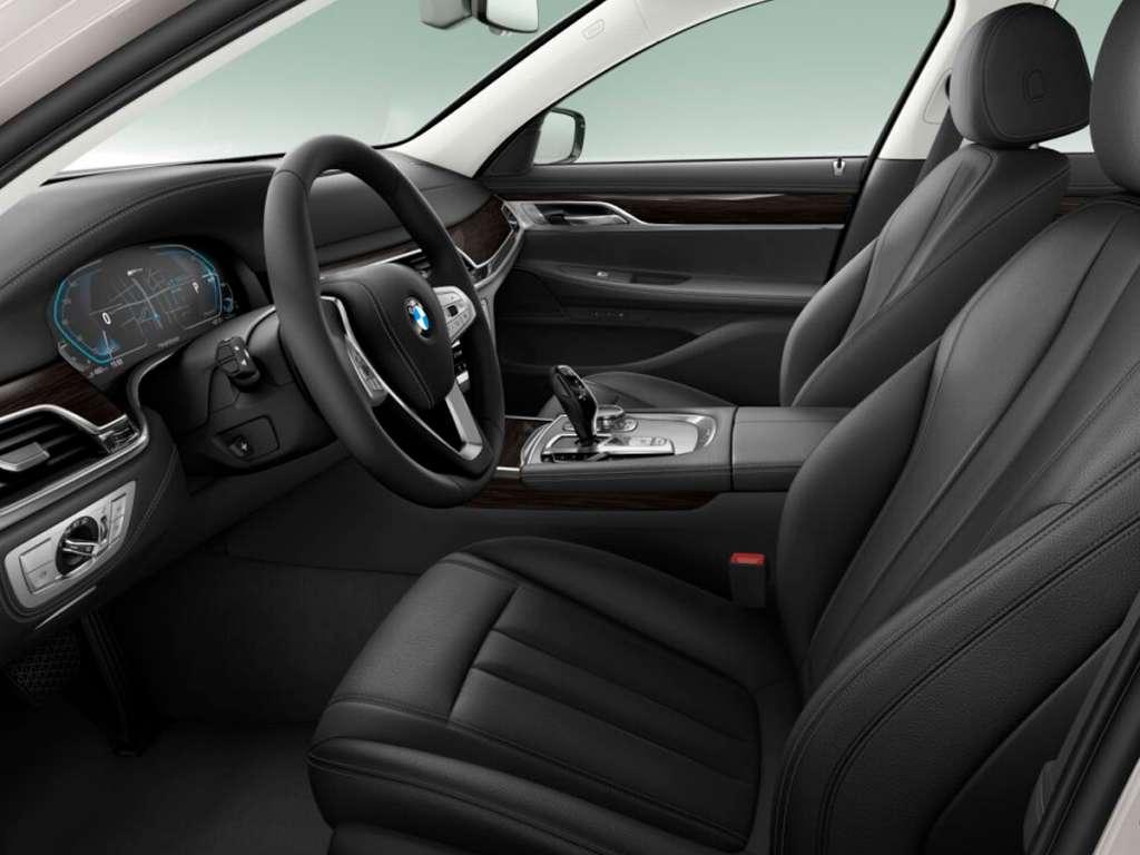 BMW 745e Híbrido Plug-In