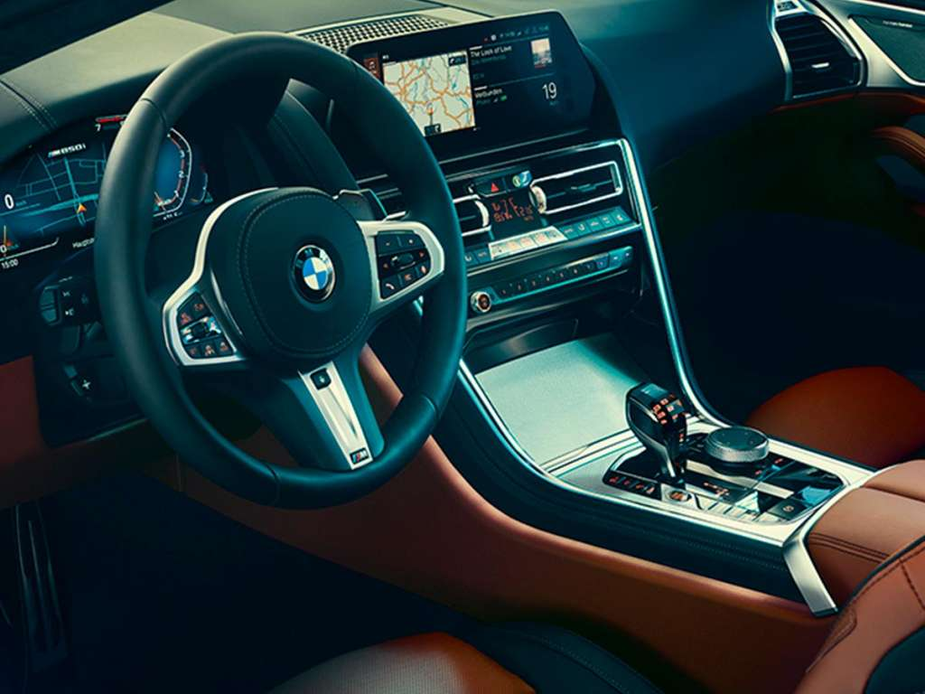 BMW Série 8 COUPE