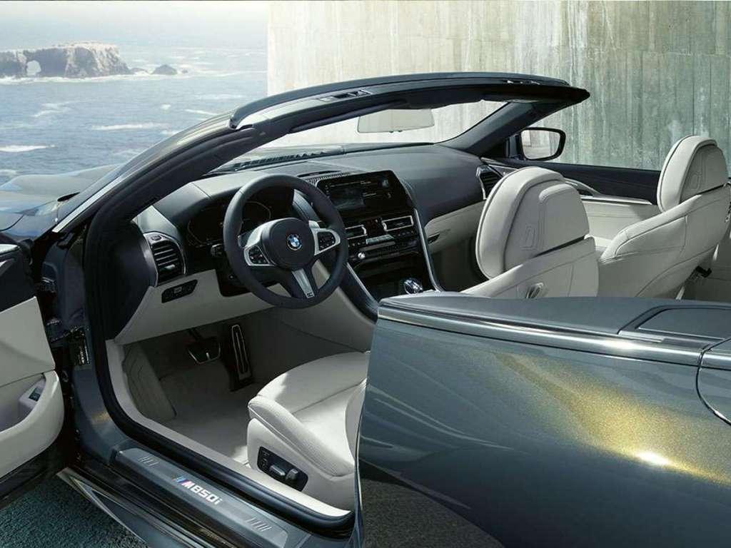 BMW Série 8 CABRIO