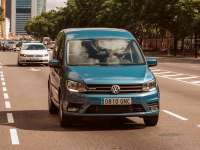 Volkswagen Caddy GNCnuevo Madrid