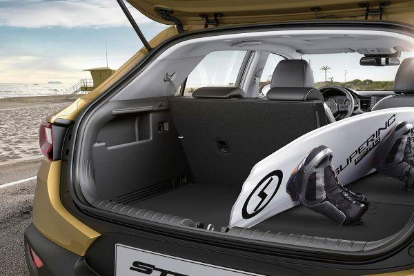 Kia Stonic 1.0 T-GDi 74kW (100CV) Black Edition nuevo Málaga