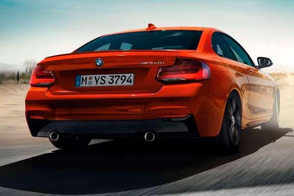 BMW Serie 2 220dA Gran Coupe nuevo Madrid