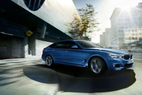BMW Serie 3 320i Gran Turismo nuevo Madrid