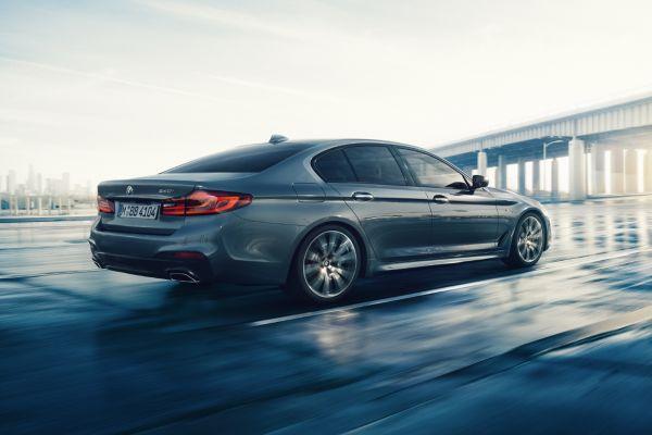 BMW Serie 5 530dA nuevo Madrid
