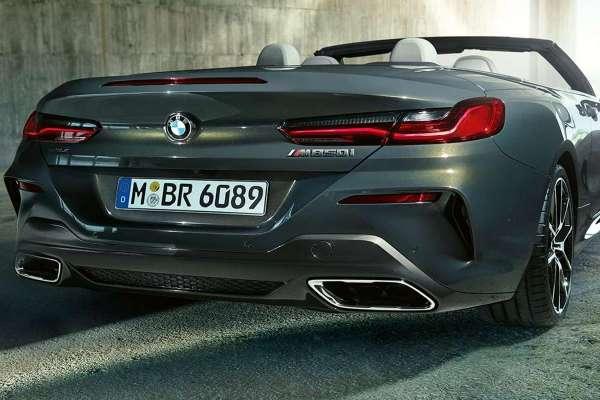 BMW Serie 8 M850i xDrive nuevo Madrid