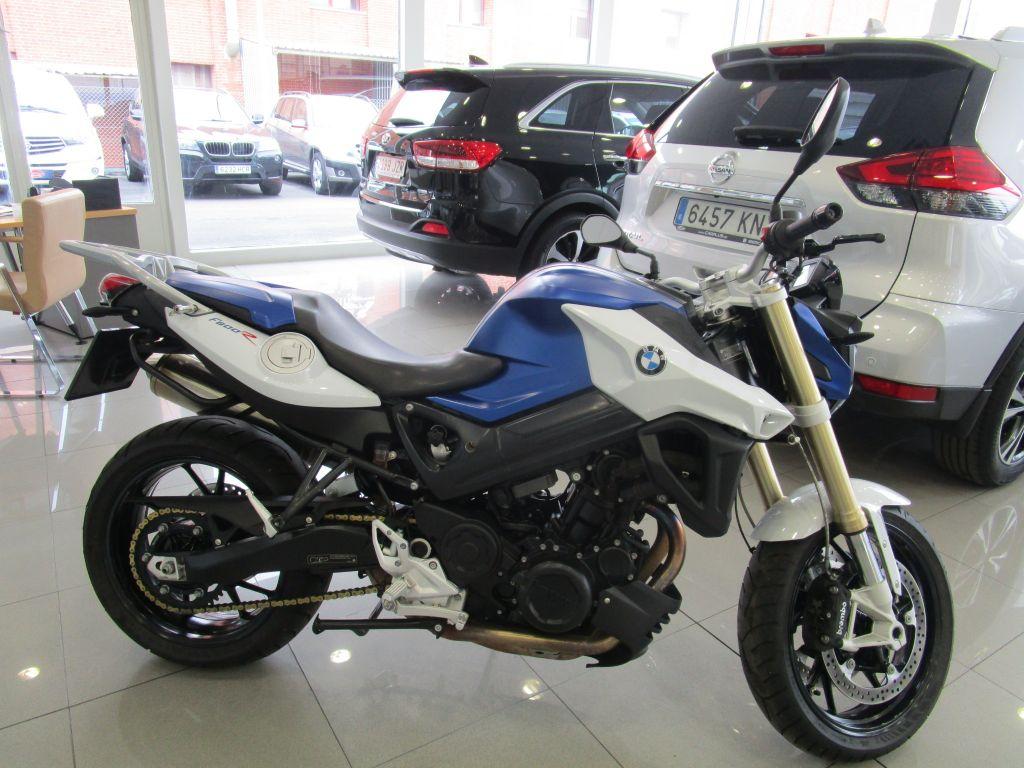 BMW F 800 R F800R segunda mano Valencia