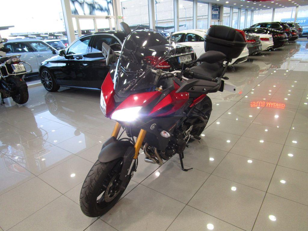 Yamaha MT-09 Tracer TRECER 900 ABS segunda mano Valencia