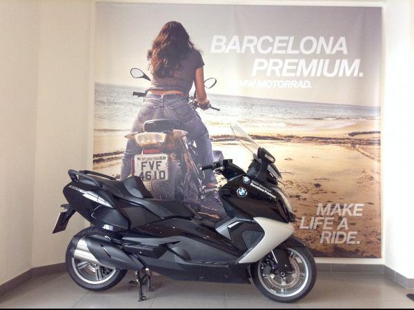 BMW C 650 GT segunda mano Barcelona