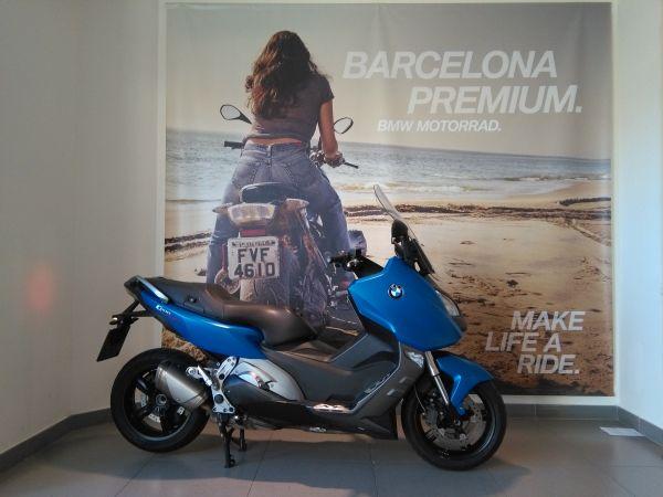 BMW C 600 Sport segunda mano Barcelona