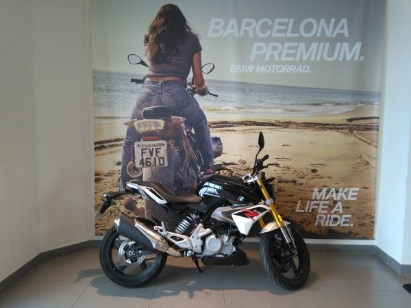 BMW G 450 segunda mano Barcelona