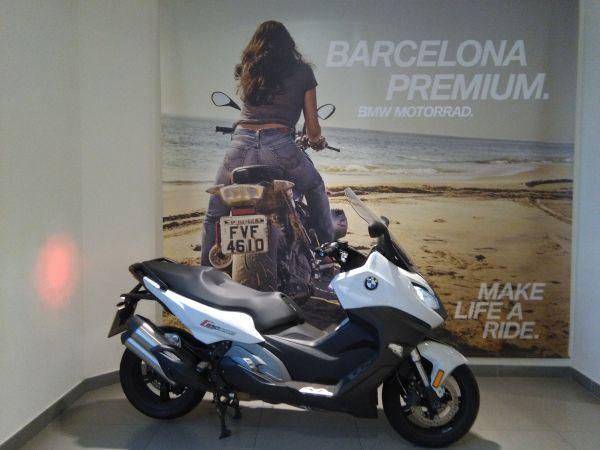 BMW C 600 segunda mano Barcelona