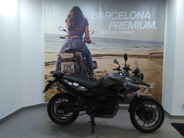 BMW F 700 GS segunda mano Barcelona