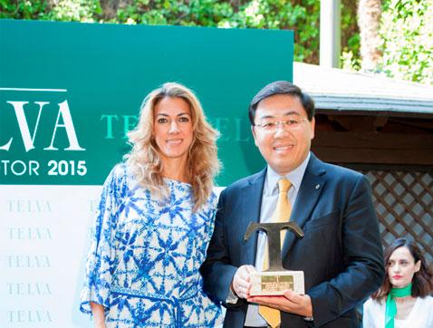 El Renault Twingo , galardonado en los premios TELVA Motor 2015