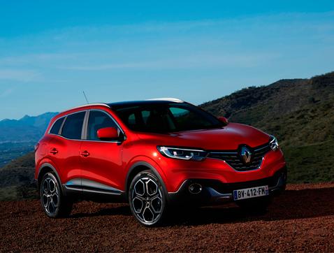 Las matriculaciones de Renault aumentan un 30 % en España en 2015