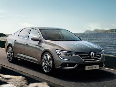 TALISMAN: la nueva gran berlina de Renault