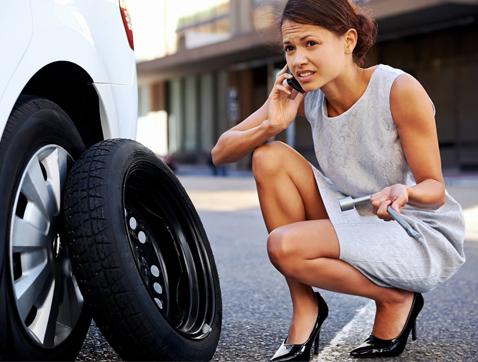 ¿Cómo cambiar una rueda?