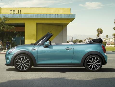 """""""Stay Open"""", la campaña mundial para el nuevo MINI Cabrio, estará dirigida por Joachim Back, ganador de un Óscar"""