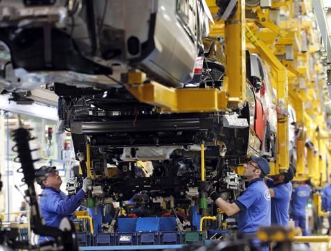 España supera los 2,5 millones de vehículos fabricados