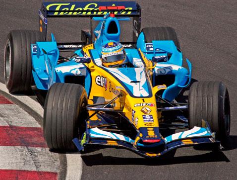 Renault completa la compra del equipo LOTUS de Fórmula 1