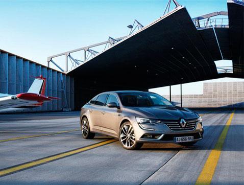 Las ventas del grupo Renault progresan por tercer año consecutivo