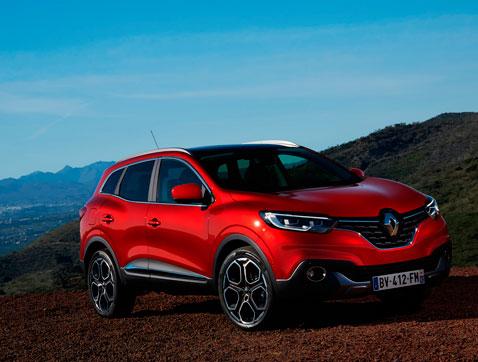 Renault y su exitoso 2015