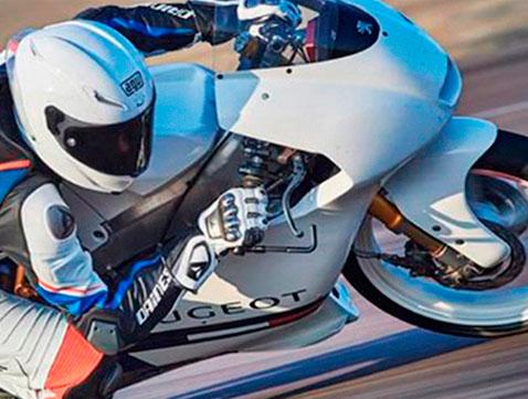 Peugeot regresa al Campeonato del Mundo de Motos