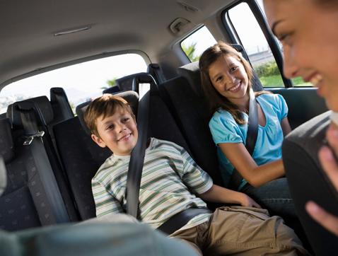 Consejos para viajar en coche con tu familia