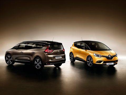 Renault desvela el nuevo GRAND SCENIC: fluidez y elegancia, con 5 y 7 plazas
