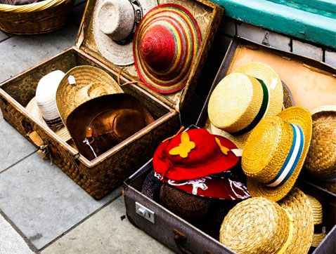 Recomendaciones sobre la colocación correcta del equipaje