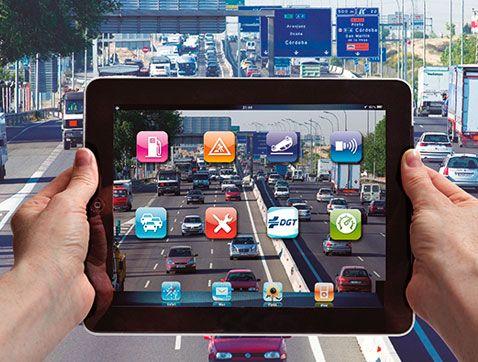 Apps de tráfico: el estado de las carreteras en tu mano