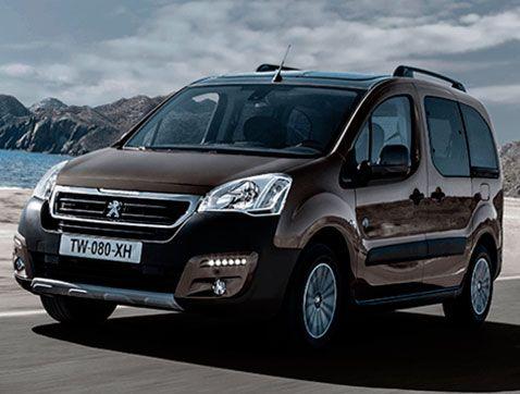 El Peugeot Partner cumple 20 años