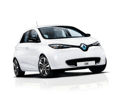 Renault, líder europeo de vehículos eléctricos
