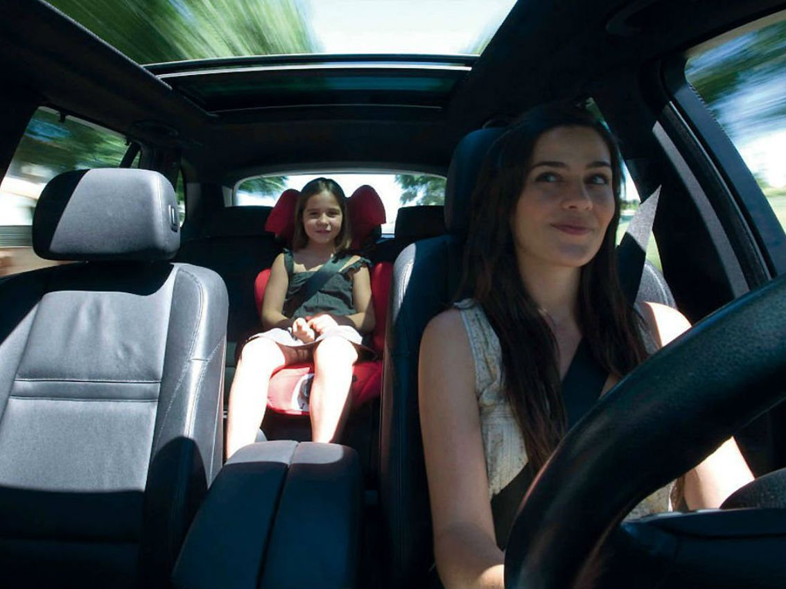 ¿Qué piensan nuestros hijos de nosotros como conductores?