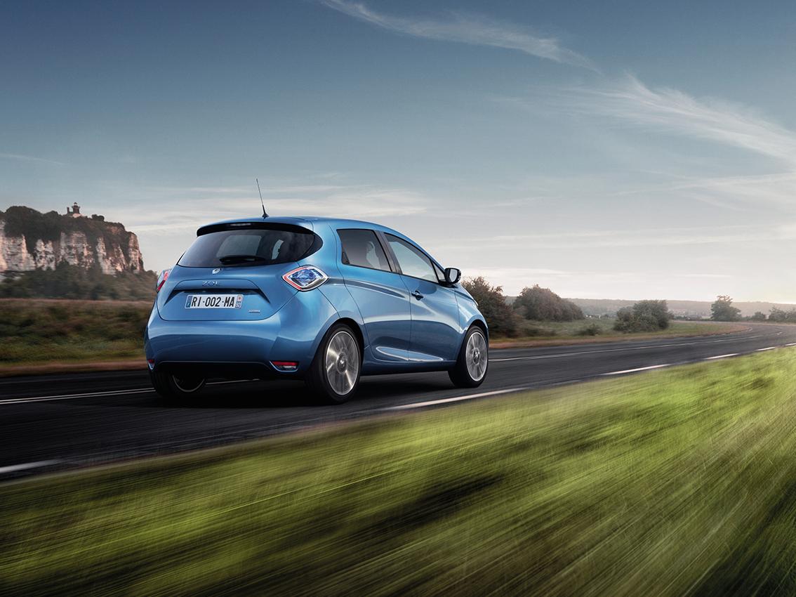 Nuevo Renault Zoe, un paso más en la movilidad sostenible al alcance de todos