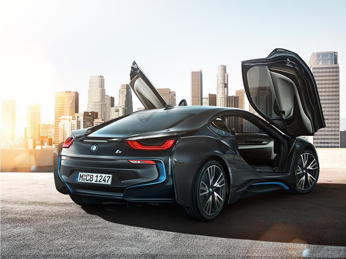 BMW: la marca más innovadora del sector de la automoción