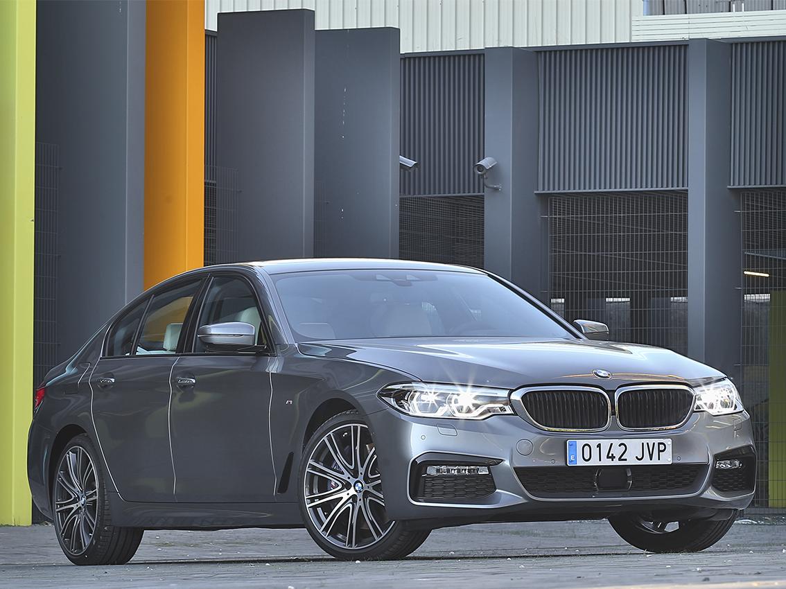 El nou BMW Sèrie 5 Berlina