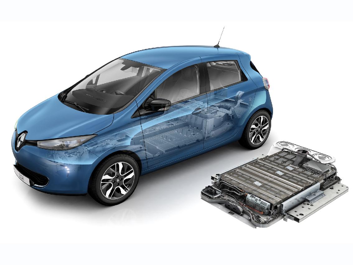 Renault llega a las 100.000 baterías alquiladas
