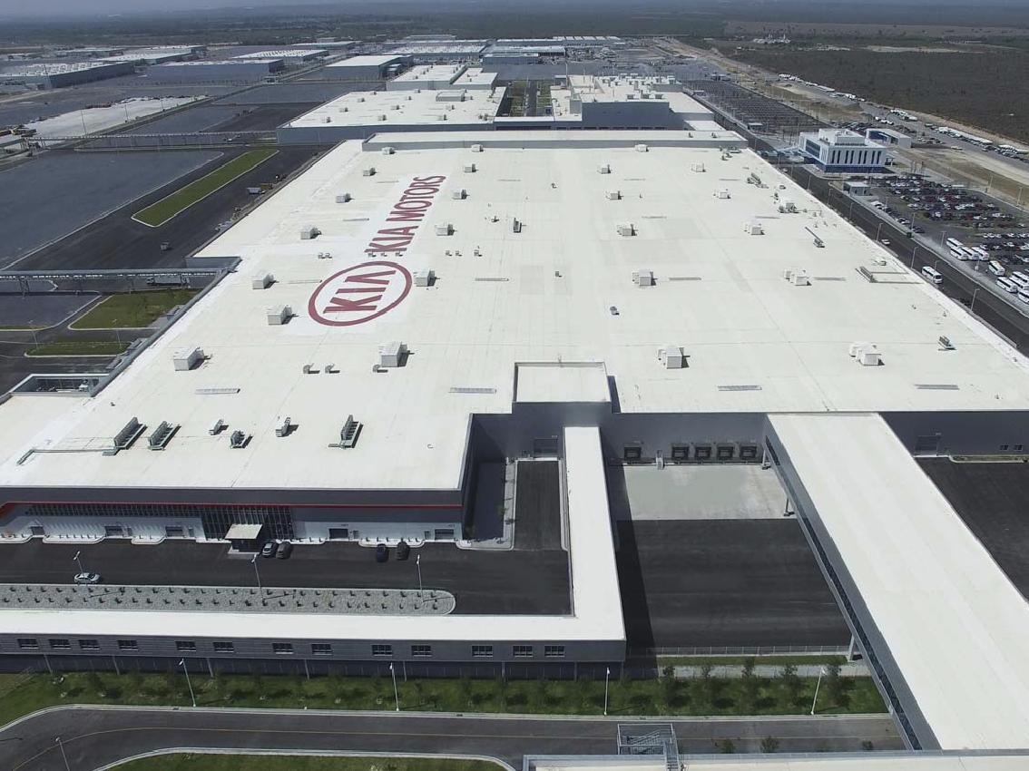 Kia Motors invertirá 1.000 millones en construir su primera fábrica en India