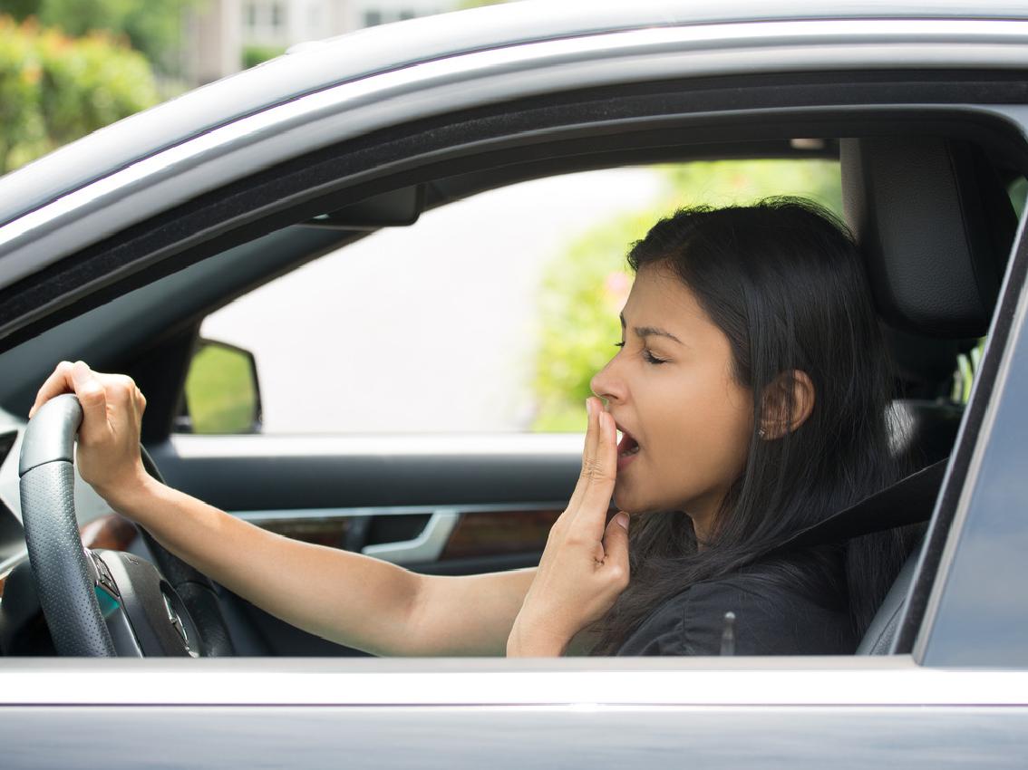 Uno de cada cuatro accidentes de tráfico es por el sueño
