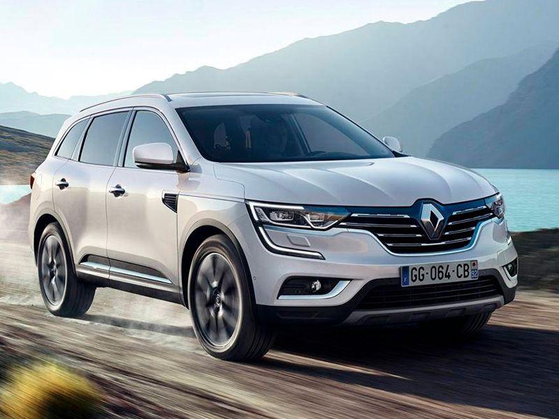 Nuevo KOLEOS: un SUV de gama alta para Europa