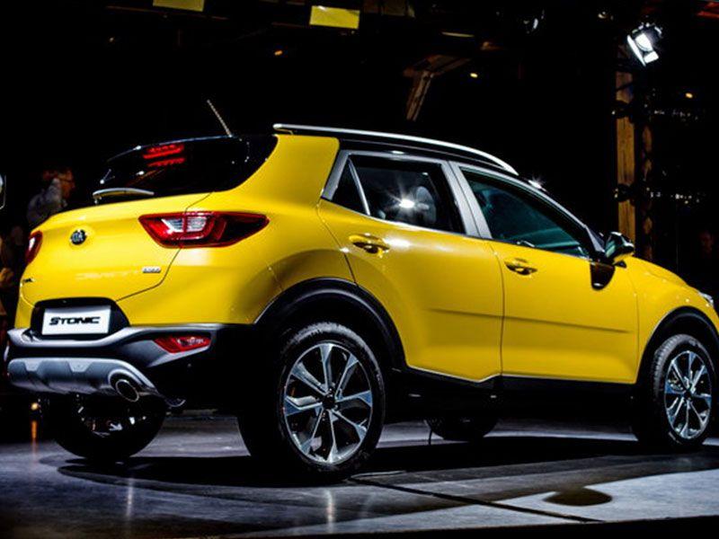 Kia Stonic: desvelando el nuevo SUV