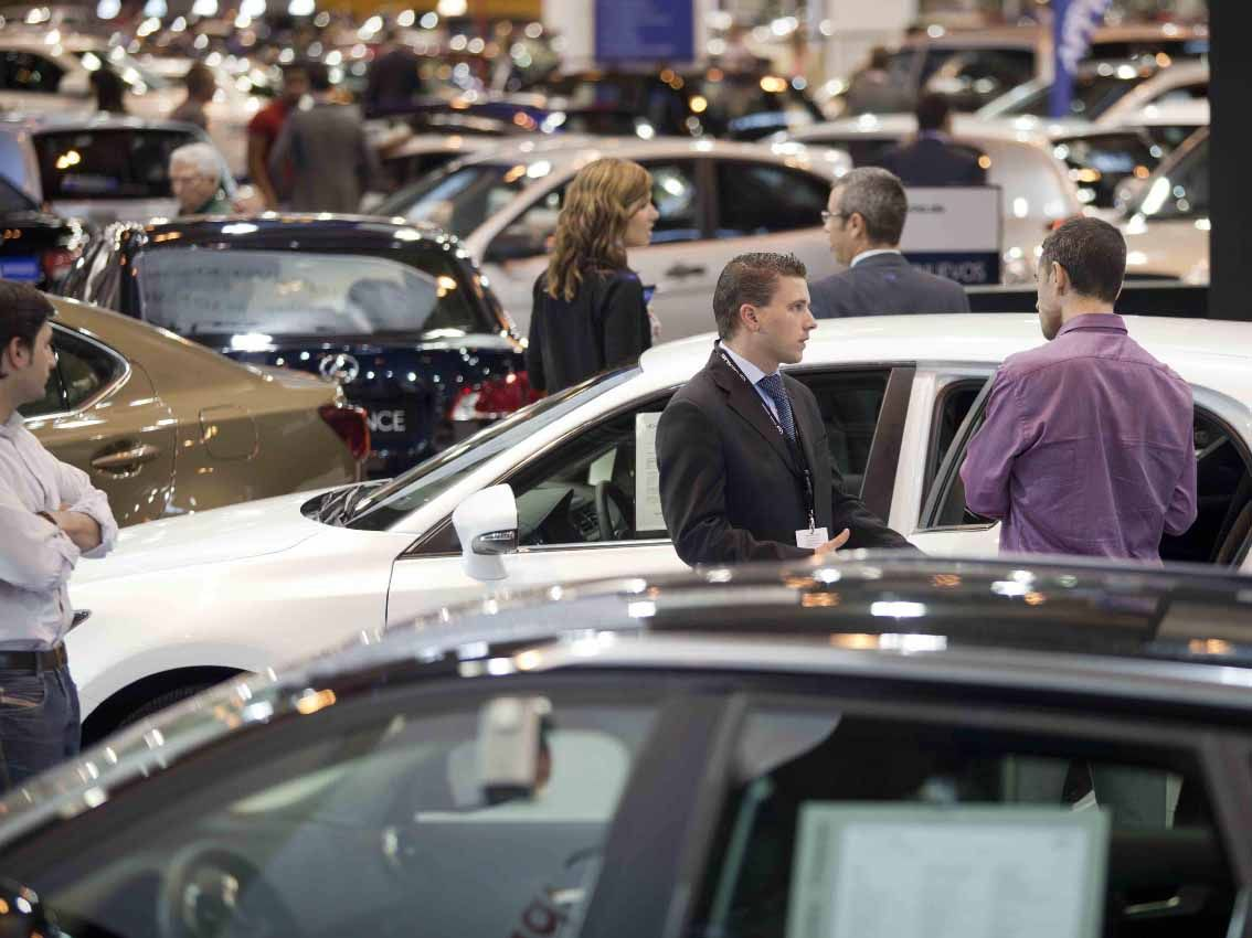 Las ventas de coches crecen un 13,1% en agosto
