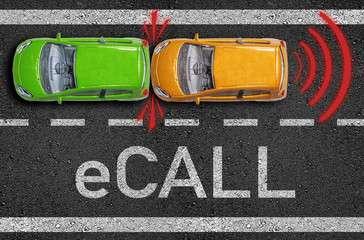 eCall, ¿en qué consiste este sistema que ya es obligatorio en Europa?