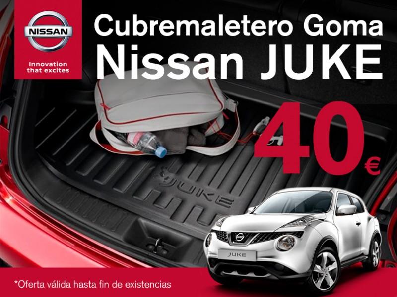 Cubremaletero Nissan Juke por 40€