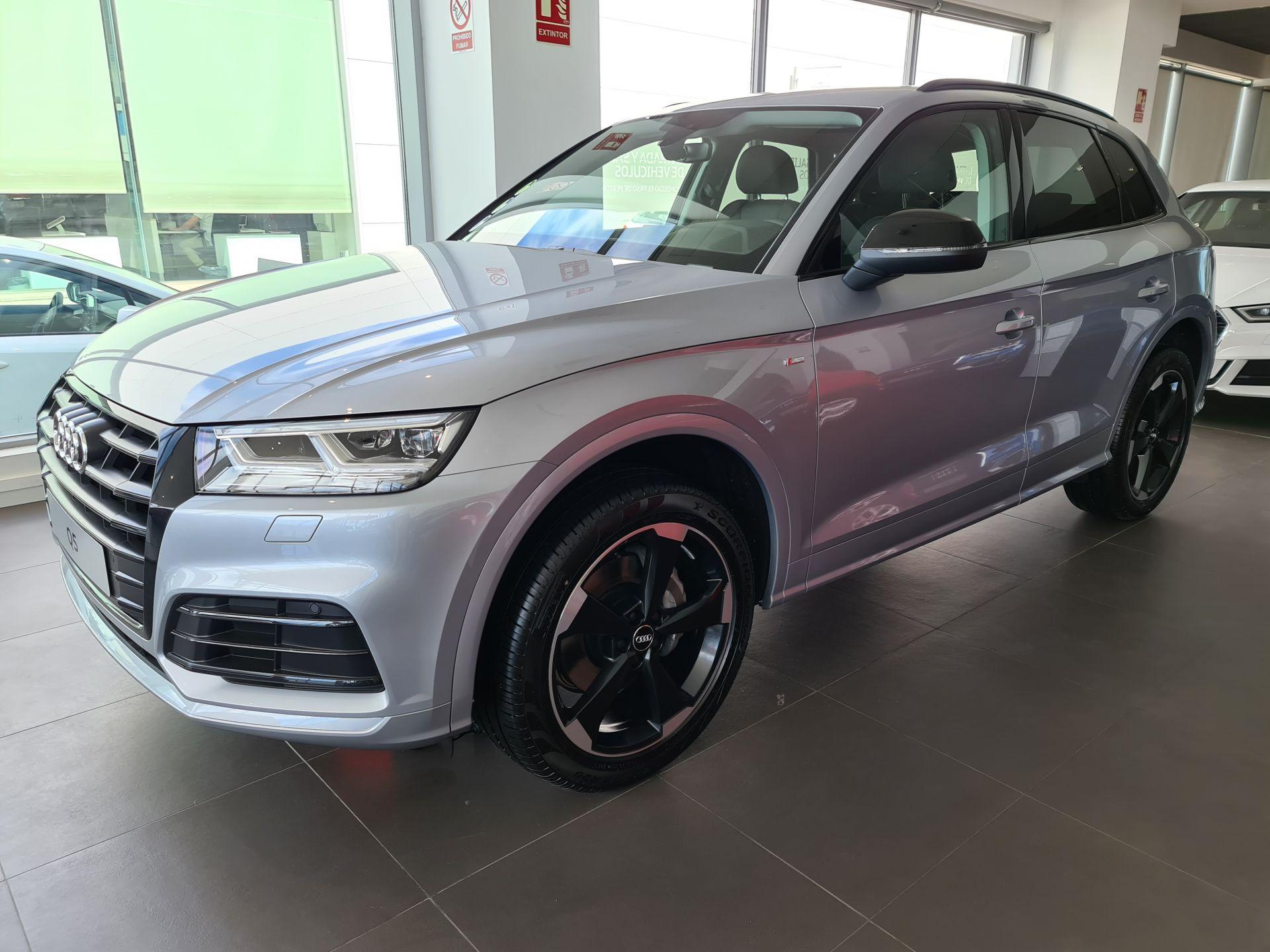Audi Q5 Black line 40 TDI 140kW quattro S tronic nuevo Madrid